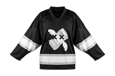 Broke Club Official Dead Money Hockey Jersey