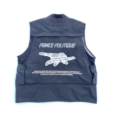 Prince Politique Photography Vest
