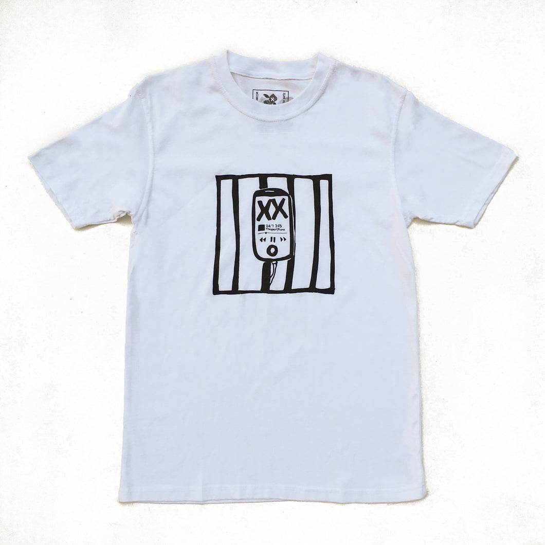 Broke Club Official Trap Phone Tee