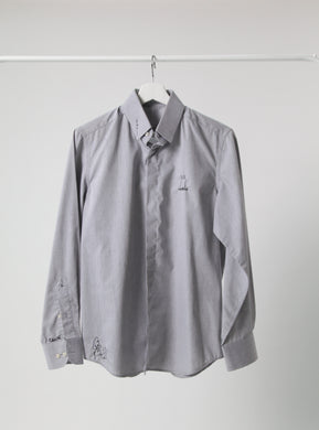 Rami Farook Hand Embroidered Shirt