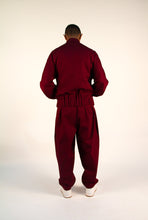 Load image into Gallery viewer, One andFour In Your Heart Red Trouser