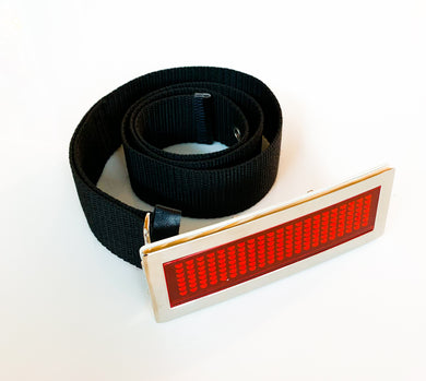 Slum Prince LED Belts