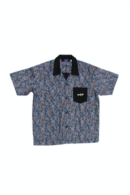 Shabab Parsley Blowling Shirt Blue