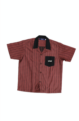 Shabab Bowling Shirt Red