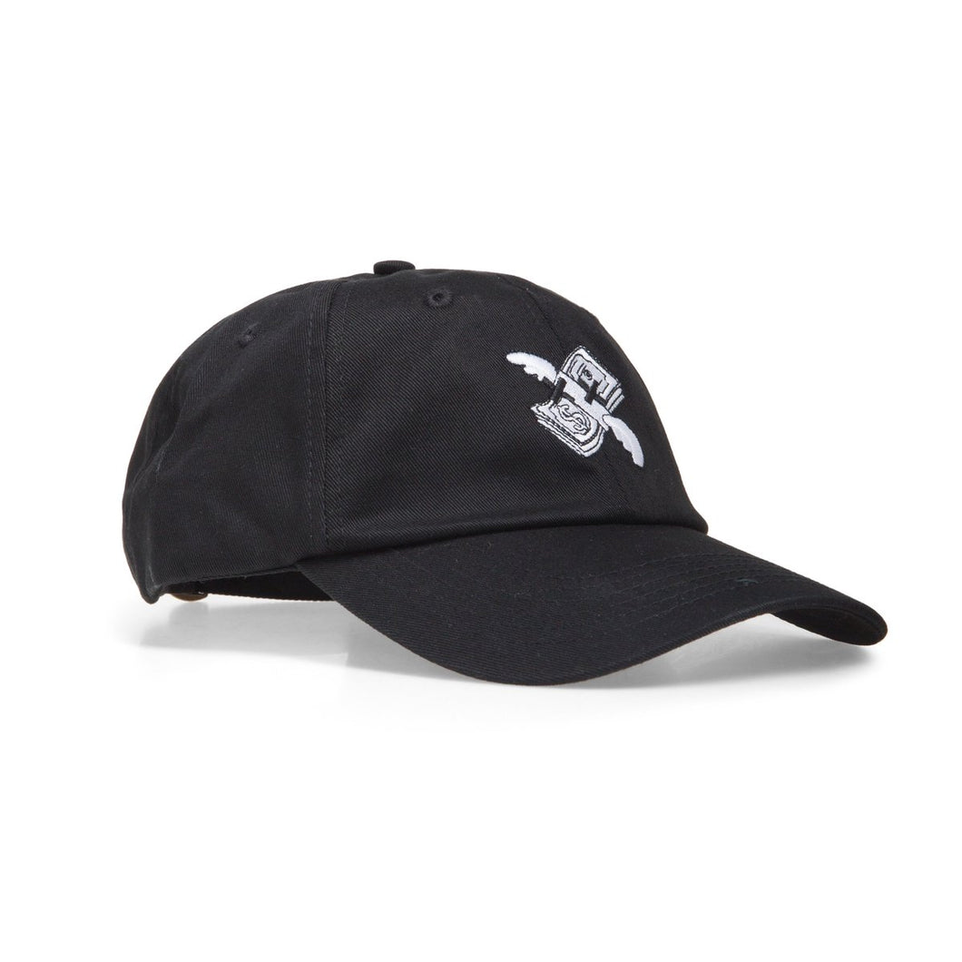 Broke Club Official Dead Money Cap Black
