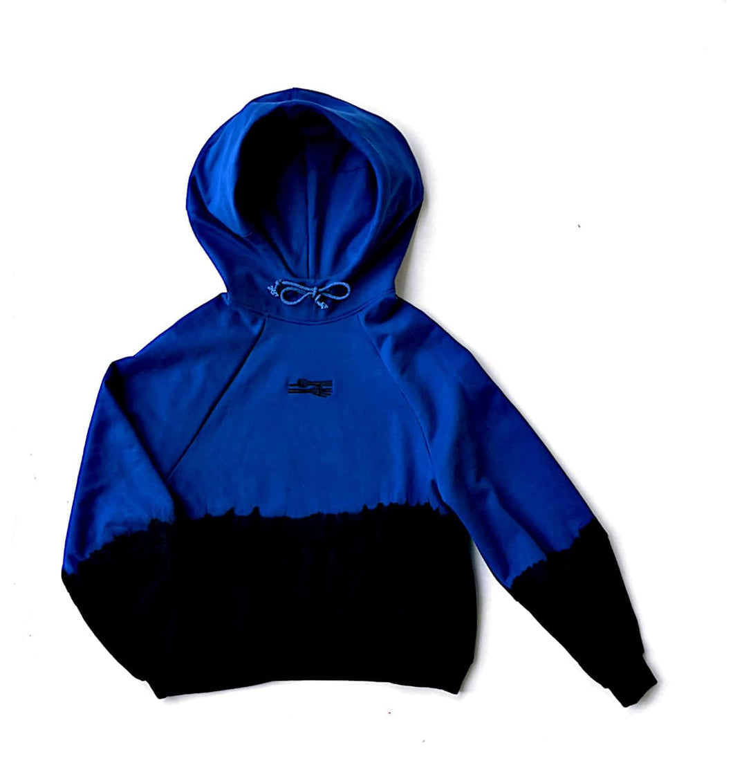 One andFour Give Me Space Blue Hoodie