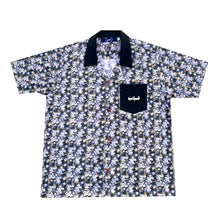 Load image into Gallery viewer, Shabab Volcano Olive Bowling Shirts