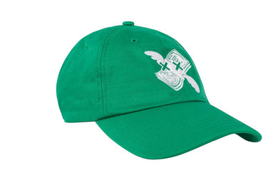 Broke Club Official Dead Money Cap Green