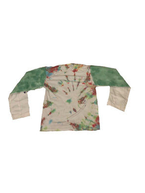Teashert Tie Dye Long Sleeve 1/1