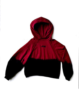 One andFour Give Me Space Red Hoodie