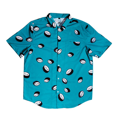 Meem Network Falling Mumtaaz Button Up Shirt