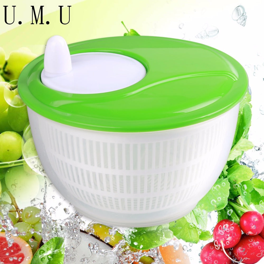 Kitchen Accessories 4.5L Mini Kitchen Salad Spinner