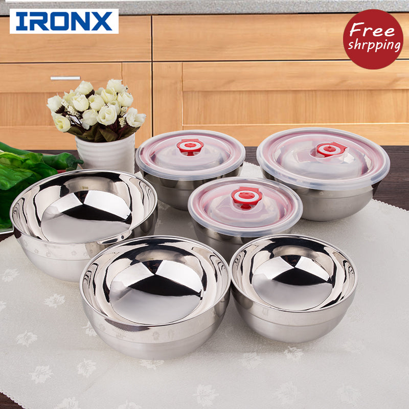 IRONX food noodles rice bowl