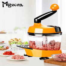 Migecon Multifunction Manual Food Processor