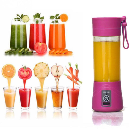 Rechargeable Smoothie Maker Blender Shake