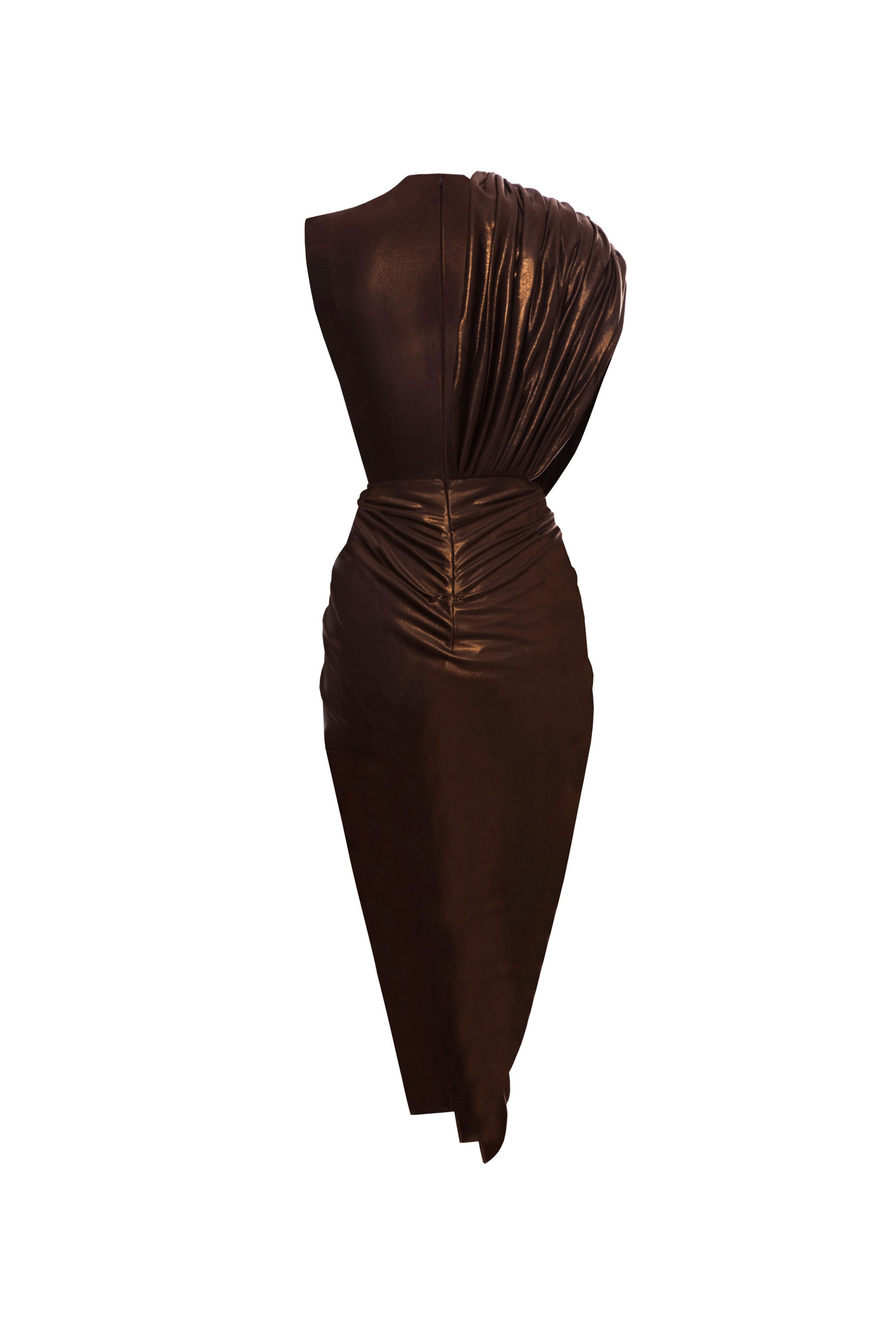 Dress RTWED6-COPPER