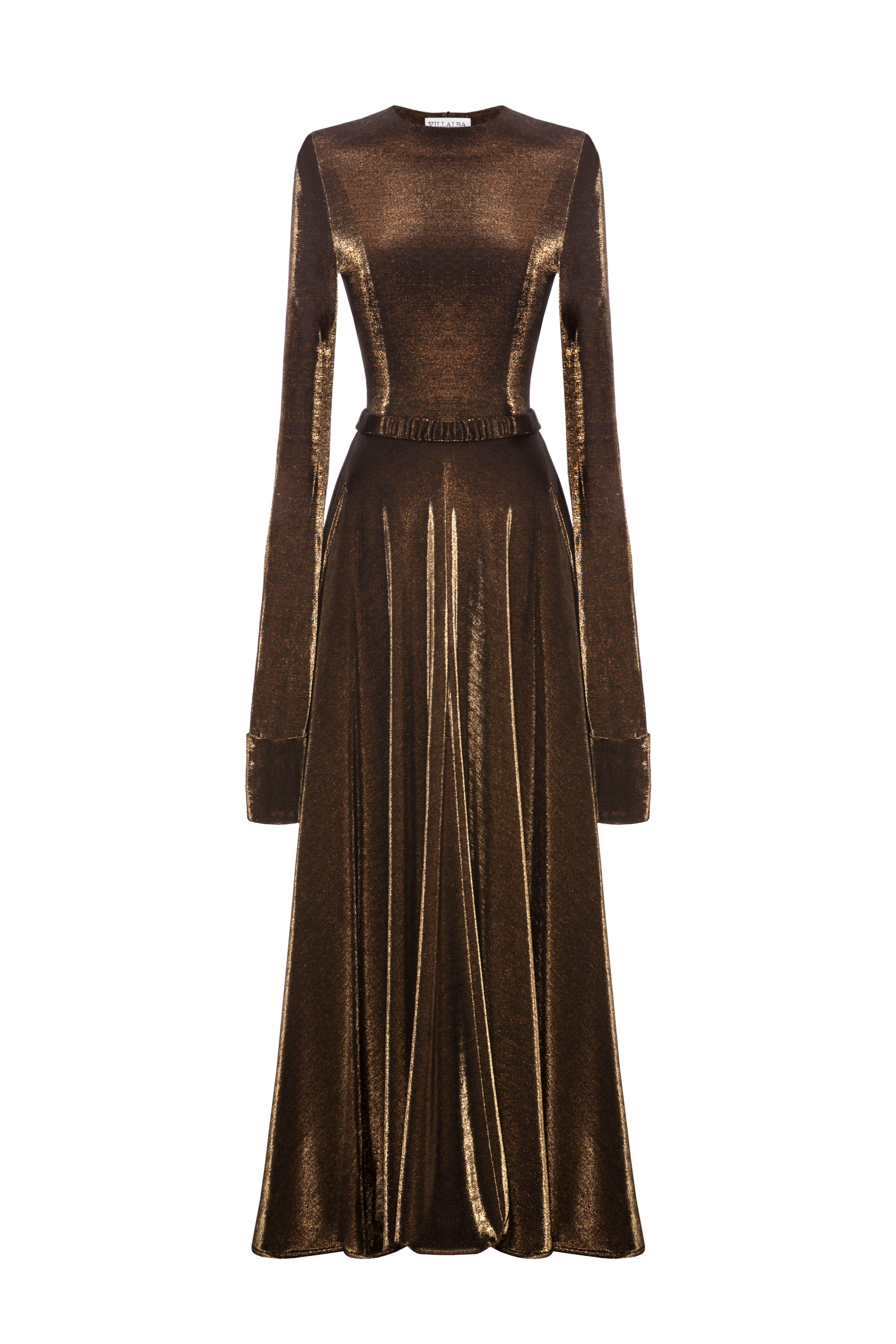 Dress RTWED7-COPPER