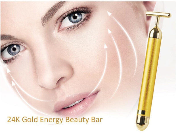 24 K Beauty Energy Bar – Aparat cosmetic antirid și fermitate