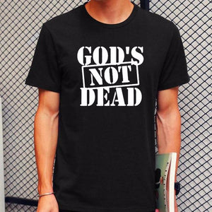 God's Not Dead - Cool Christian T-Shirt - Amen Style - Christian Jewelry, T-shirts and Decor