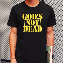 God's Not Dead - Cool Christian T-Shirt