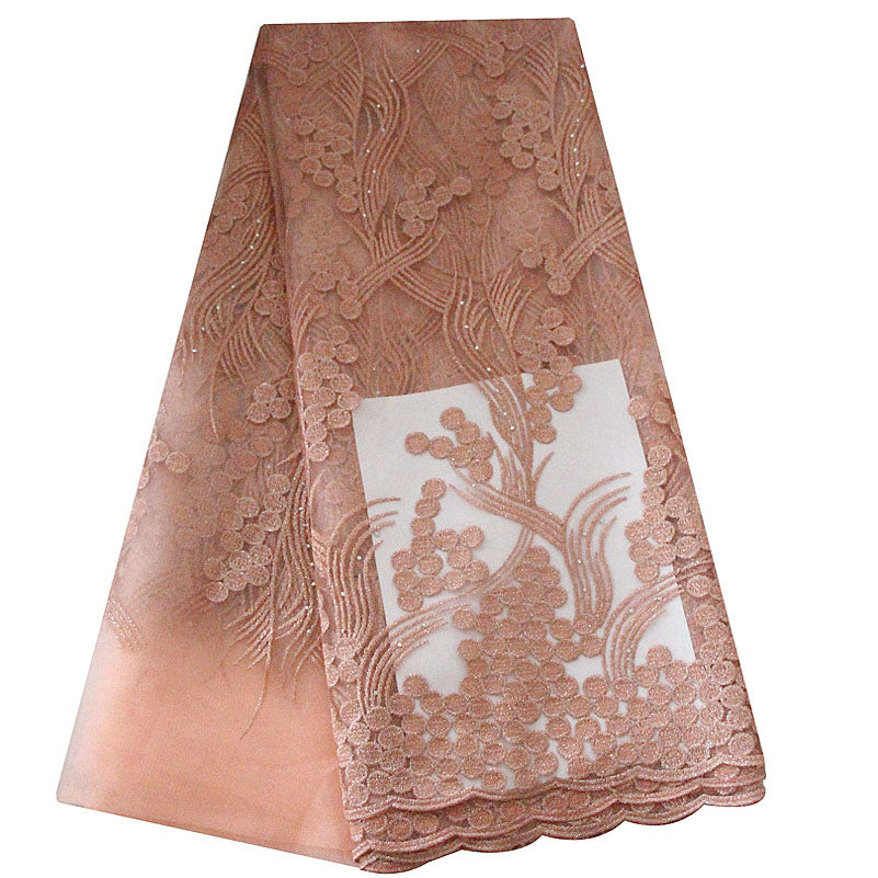 African Lace Fabric | African wedding Lace | pqdaysun african lace dresses F50670