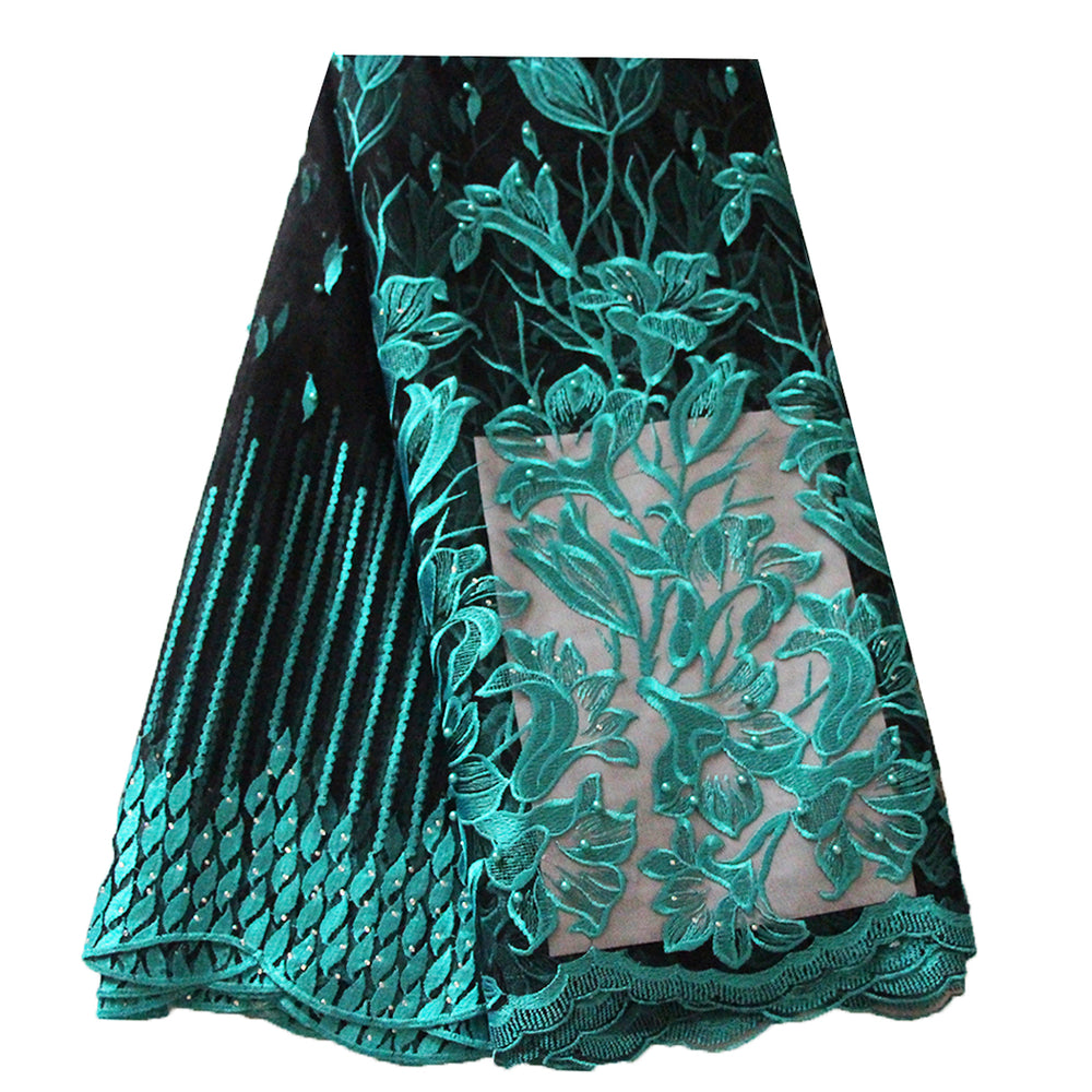 African Lace Fabric | French Lace Nigerian Lace | pqdaysun nigerian styles