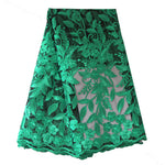 African Lace Fabric Nigerian Lace Swiss Voile Lace Fabric for wedding