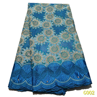 Latest Swiss Lace Fabric 2019 Swiss Voile Lace In Switzerland High Quality African Dry Cotton Voile Lace Fabric For Wedding J239