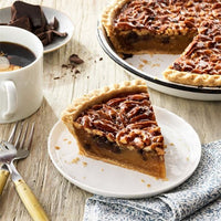 PECAN PIE OLD FASHIONED CHOCOLATE