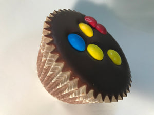 M&M's MILK CHOCOLATE FUDGE CUP