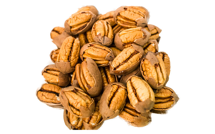 CRACKED DESIRABLE PECANS 20 lbs