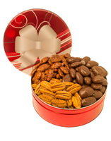 CORPORATE GIFT TIN TRIO SWEET AND SALTY