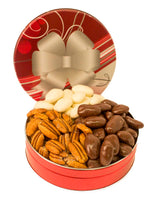 SUGAR FREE PECAN CANDIES GIFT TIN