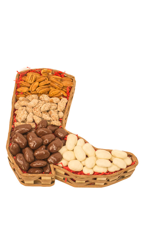 BOOT GIFT BASKET