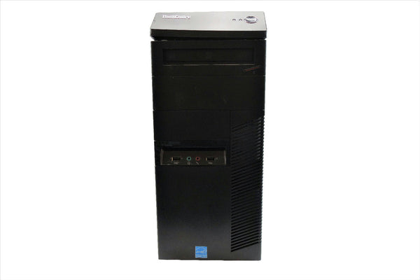 Lenovo ThinkCentre M92p Tower Desktop Intel Core i7-3770 3.40GHz 2GB RAM No HDD