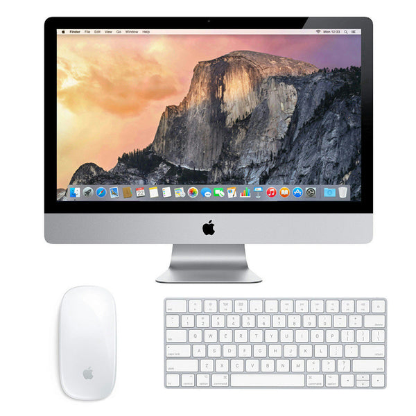 "Apple iMac 21.5"" Desktop Intel Core i5 2.80GHz 8GB RAM 1TB HDD MK442LL/A (AK)"