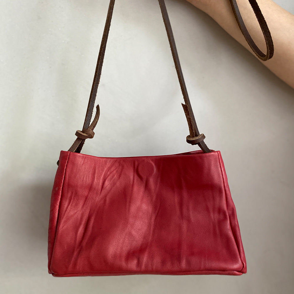 RED MINI BAG
