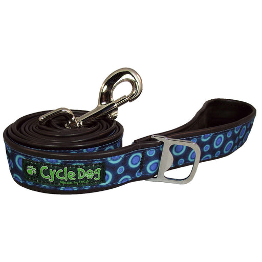 Eco-Dog Lead, Blue Space Dots