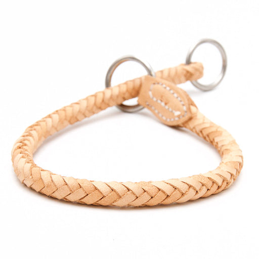 Natural Braided Slip Collar
