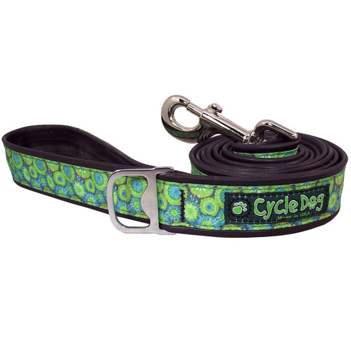 Eco-Dog Lead, Teal Blue Tie Dye