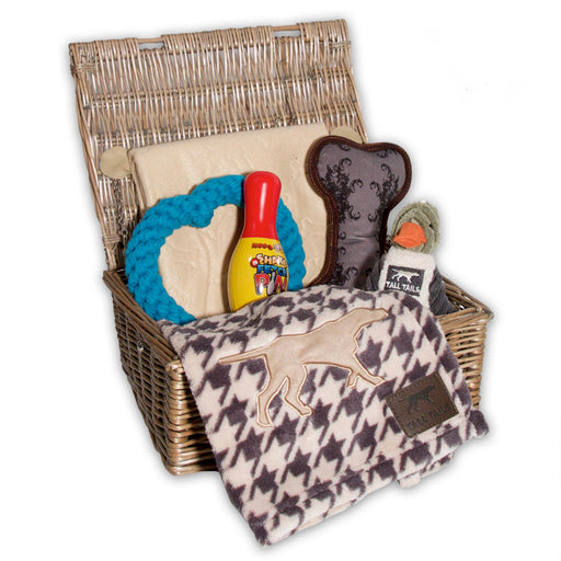Puppy Gift Box - Grey Small