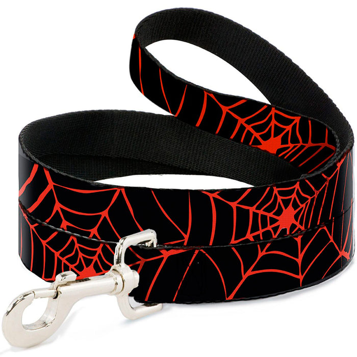 Spiderman Dog Lead, Spiderweb