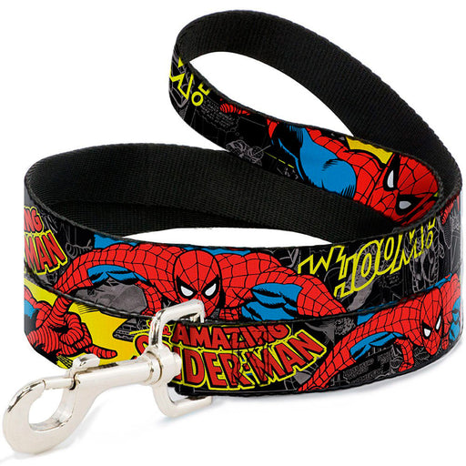 Amazing Spiderman Dog Lead
