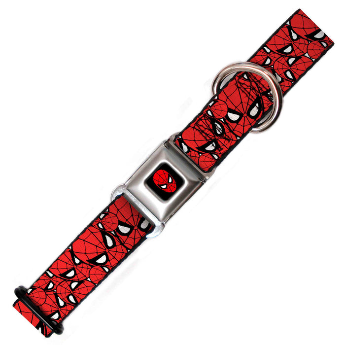 Spider Man Dog Collar