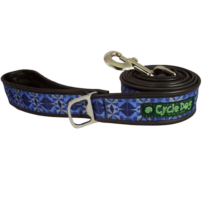 Eco-Dog Lead, Blue Kaleidoscope