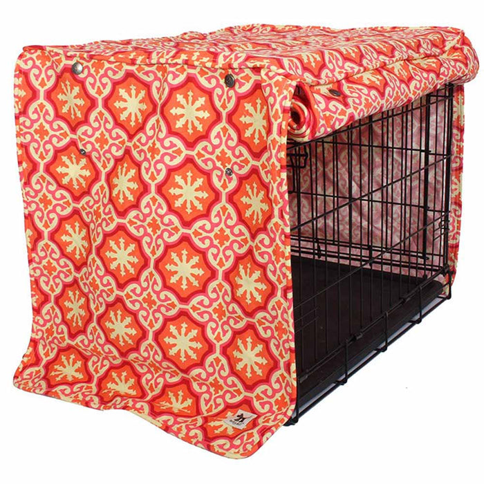 Papillon Crate Cover
