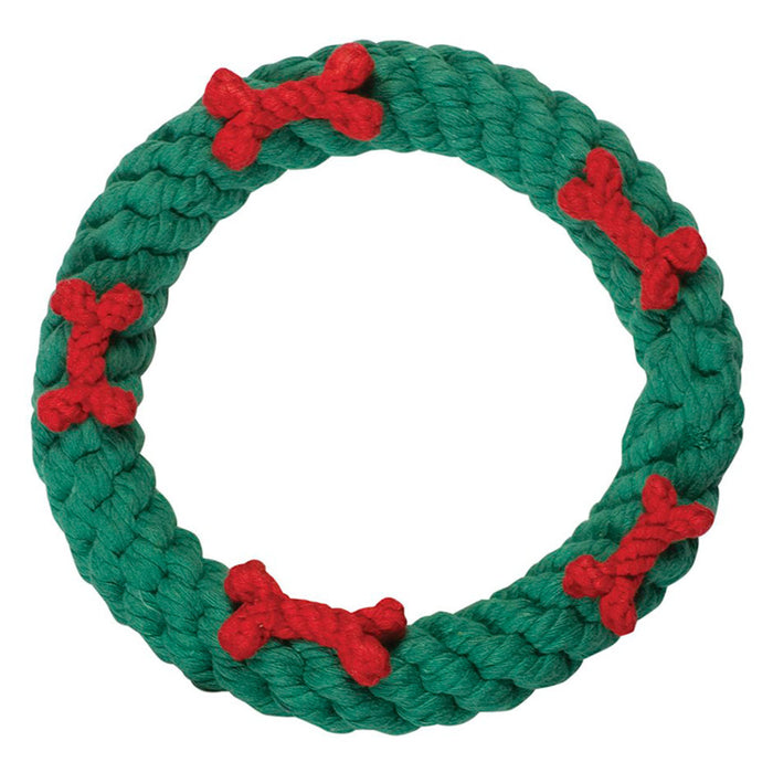 Green Ring Rope Toy