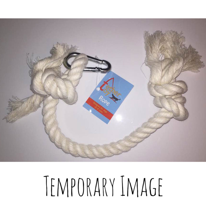 Tether Tug - Braided Rope Toy attachment