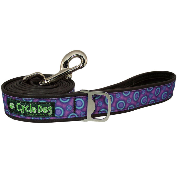 Eco-Dog Lead, Purple Blue Tie Dye