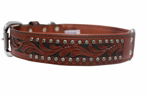 Mesa Leather Collar